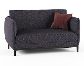 3D model Lima sofa