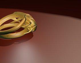 3D print model Cobra ring head
