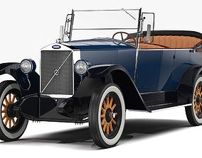 Volvo OV4 1927 - 1929 3D