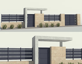 3D wicket Fence 03