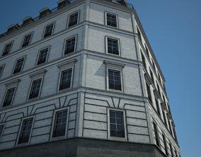 Old Building IV 3D urban