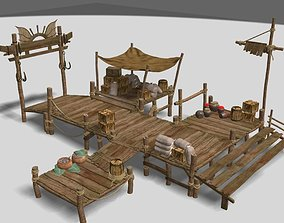 old Wharf 3D model