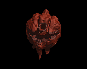 3D asset Flying demon