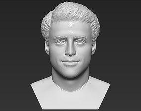 Joey Tribbiani from Friends bust 3D printing ready stl