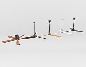 3D model Designer Ventilator Fans