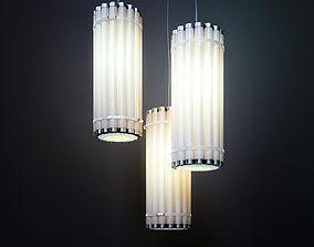 ECO Lamp Vertical Tube by CASTORDESIGN 3D