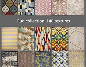 3D Rug collection 140 textures