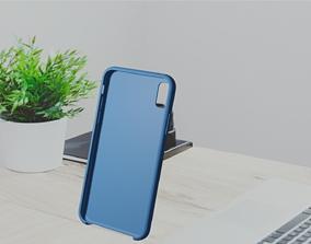 3D print model Apple Iphone XR TPU case