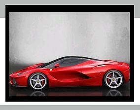 Ferrari 3D asset