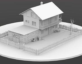 Village House 3D