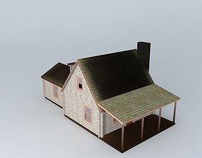 3D model Small Cabin