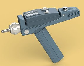 3D printable model Star Trek Type 2 Hand Phaser 2266