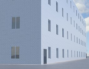 Building office v10 3D model
