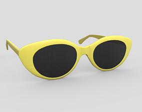 3D asset Sunglasses 2