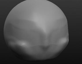 3D bob head