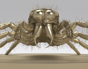 3D printable model Jumping Spider