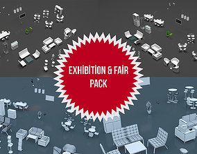 3D Exhibition and Fair Pack