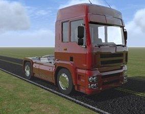Truck EU 3D model