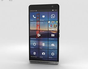touch HP Elite x3 Black 3D model