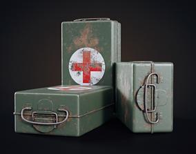 Old med kit 3D model