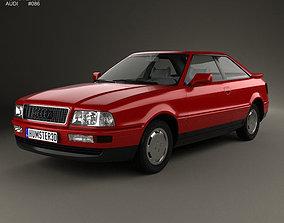 Audi Coupe 1991 3D