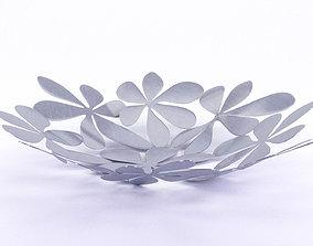 Steel Bowl 3D