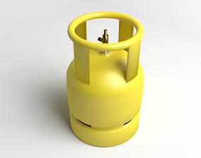 3D model Liquefied Petroleum Gas 3kg