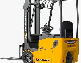 3D model Forklift Jungheinrich