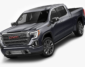 Sierra 2019 Denali 3D model
