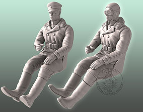Red Baron 3D printable model
