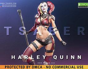Harley Quinn Statue - DC Comics 3D print model