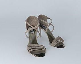 3D DUNE Wrap Over Strap Sandal No. 5