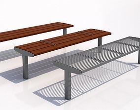 3D MMCite Vera Solo Benches