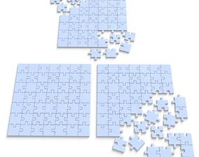 3D Puzzle 7x7 pack