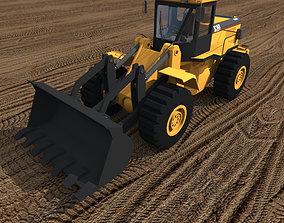 3D model Caterpillar T530
