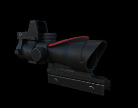 3D model Low-Power Scope