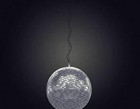 Glitter Lamp 3D