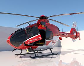 HELICOPTER 3 3D model rigged