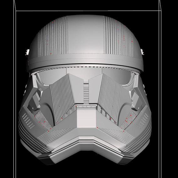 Sith Trooper helmet model images