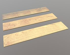 3D model Plank