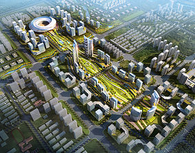 3D building City Planning