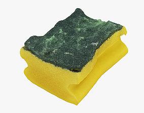 3D model Sponge used