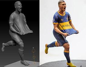 3D printable model Futball soccer player