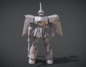 ZGMF-1017 GINN 3D printable model