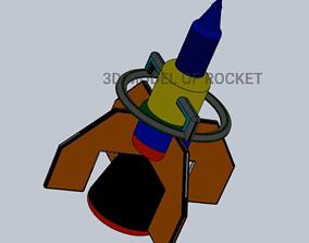 Rocket Model 3D