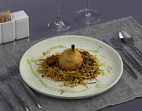 3D Chicken in bag 0005