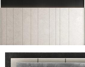 3D Decorative wall panel set 51
