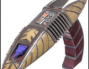 3D printable model Cardassian phaser wars