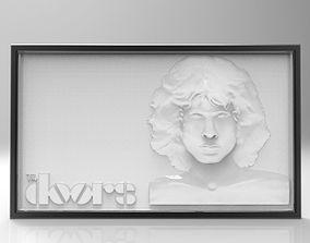 3D print model The Doors 10mm
