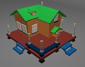 CARTONIC HOUSE 3D